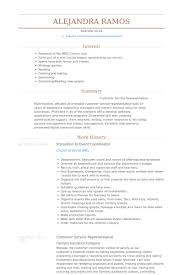 Sample Event Planner Resume Objective by Event Coordinator Resume Samples Visualcv Resume Samples Database