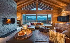 luxury ski chalet chalet alpin roc verbier switzerland