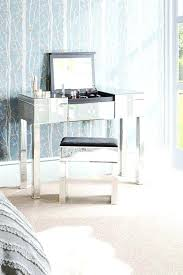 folding dressing table mirror vanity table mirrored dressing table mirror warm led lights triple