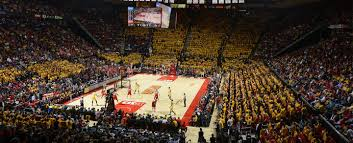 Prudential Center Floor Plan Xfinity Center Maryland Terrapins Athletics University Of