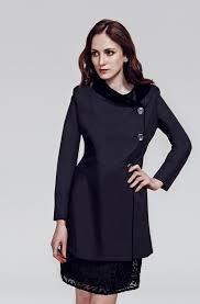 cross over 60s style coat womens dress hotsquash hotsquash