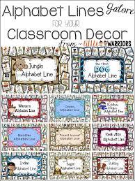 Pinterest Classroom Decor by Alphabet Lines Jpg 1200 1600 Sarahjones Pinterest