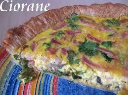 salade verte cuite recette cuisine tarte à la salade cuite la cuisine de quat sous