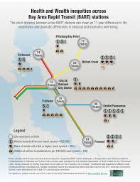 Bart System Map by Federal Reserve Bank Of San Francisco Community Development