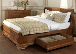 Pallet Bed For Sale Bedroom Wooden Beds With Storage Regarding Really Encourage Wood