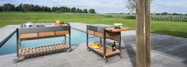 cuisine ext駻ieure design cuisine extérieure mobile cuisine extérieure design vente morges