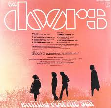 the doors waiting for the sun 180 gram vinyl amazon com music