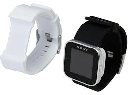 smartwatch android sony smartwatch bluetooth android black newegg