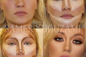 how to contour and highlight your face with makeup where to apply blush based on share of your face this is very helpful for the