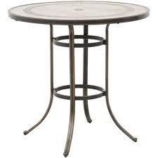 Outdoor Bar Table Patio Tables Outdoor Patio Furniture Afw