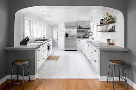 what is the best shape for a kitchen choosing a kitchen layout l shape galley island peninsula