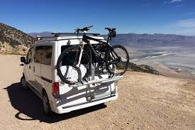 nissan altima bike rack nissan nv200 recon camper van review