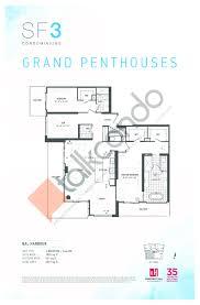 San Francisco Floor Plans San Francisco By The Bay Townhouses Talkcondo