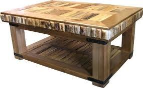 unique wood coffee table cfee cfee reclaimed wood coffee table