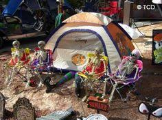 Camping Decorations Rving The Usa Is Our Big Backyard Halloween Pinterest Big