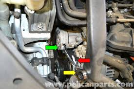 volkswagen golf gti mk v a c condenser and compressor replacement