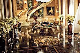 Here Now the Sumptuous 1920s Sets of The Great Gatsby Curbed