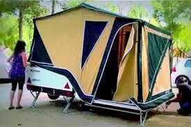 tenda carrello cer roulotte carrello tenda ceggio baia sole