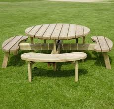 Plans For Outdoor Picnic Table by 24 Picnic Table Designs Plans And Ideas Inspirationseek Com