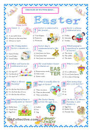 printable quizzes uk easter quiz для уроков pinterest easter quiz easter and english