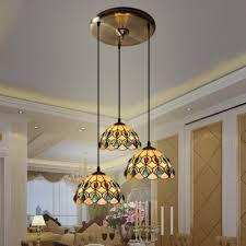 Multi Light Pendant Lighting Fashion Style Multi Light Pendant Tiffany Lights Beautifulhalo Com