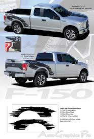 Ford F150 Truck Decals - 2015 2016 2017 2018 ford f 150 torn vinyl graphics side truck bed