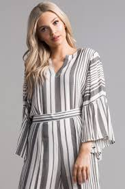black and white blouses blouses work shirts for peplum tops gracia clothing