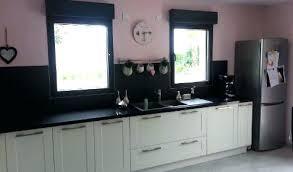 cuisine laquee cuisine equipee blanche cuisishop a implantation de cuisine en u a