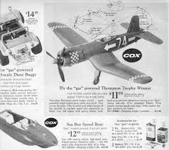 the christmas wish book cox f2u 1 corsair line model from the 1969 sears christmas