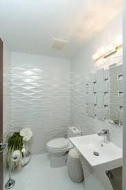 Contemporary Pedestal Sink Modern Pedestal Sink Powder Room Contemporary With Apartment
