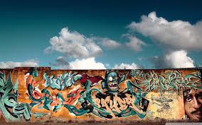 graffiti wall art 4k hd desktop wallpaper for 4k ultra hd tv wide 16 10