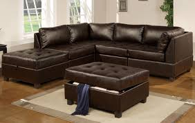 Discount Leather Sectional Sofa by Sofa Beds Design Attractive Traditional Black And Red Sectional