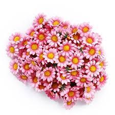 wholesale silk flowers 100pcs artificial flowers wholesale flowers heads