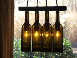 Wine Bottle Chandeliers Diy Wine Bottle Chandelier Crafts Chilli