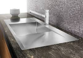 Kitchen Sinks And Faucets Designs Premium Designer Kitchen Sinks - Contemporary kitchen sink