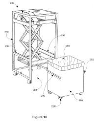 patent us6367377 level sensitive waste compactor google patents