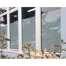 Decorative Window Screens Patterned Decorative White Frosted Window Film Glass Film 4mil Line