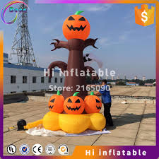 Inflatable Halloween Decorations Yard Online Get Cheap Halloween Ghost Inflatables Aliexpress Com