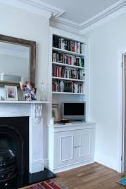 bookcase built in bookcase fireplace design furniture built in