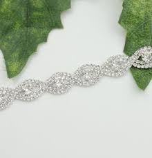popular costume trim buy cheap costume trim lots from china 1 yard rhinestone chain trimming crystal sew on sewing applique chain bridal dress costume trim