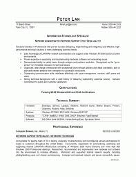 computer networking resume computer network specialist sample resume it resume template
