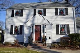 windows this colonial home window wreaths