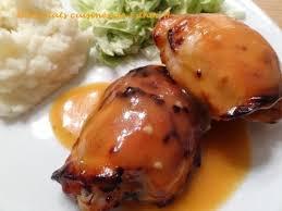 cuisiner haut de cuisse de poulet hauts de cuisse de poulet grillé sauce b b q maison de esther b