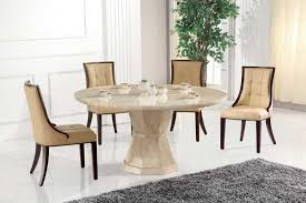 round marble dining table and chairs vida living exclusive marcello cream marble 100cm round dining table