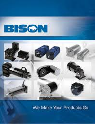 bison gear s universal electric motors