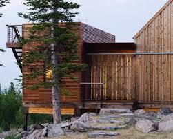 modern prefab cabin modern prefab cabin cavareno home improvment galleries