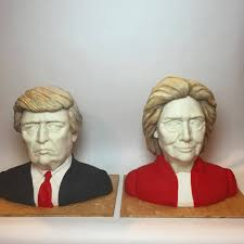 us election donald trump and hillary clinton cakes go viral on