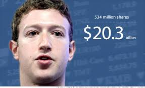 Facebook's new billionaires - Mark Zuckerberg (1) - CNNMoney