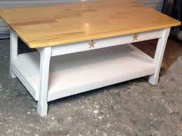 custom country style coffee table by all solid wood furniture