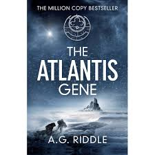 the atlantis gene the origin mystery 1 by a g riddle